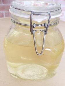梅シロップ 作り方 梅ジュース レシピ