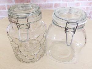 梅シロップ 容器 瓶
