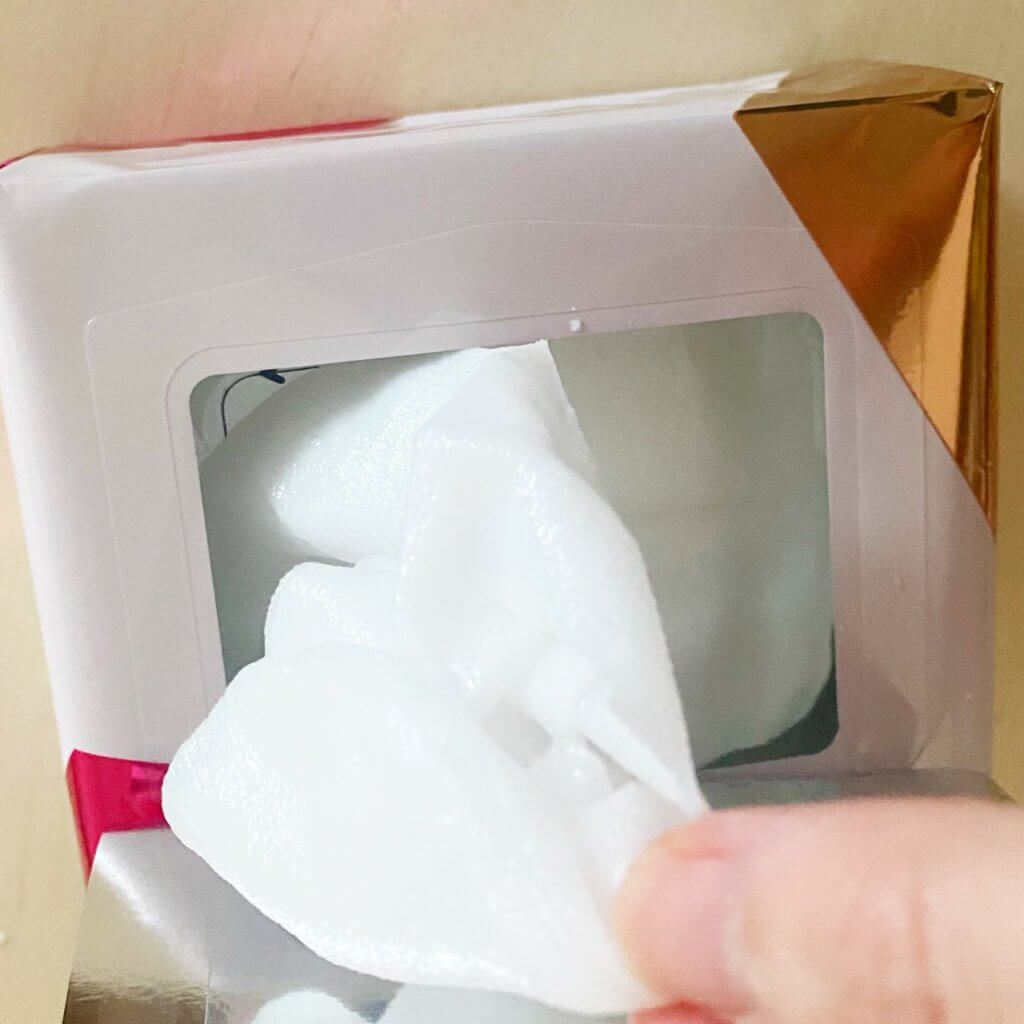 ルルルン Lululun Over45 カメリアピンクS 大人肌をひきしめ保湿 ブログ モニター ブロネット レビュー クチコミ レポ アラフォー