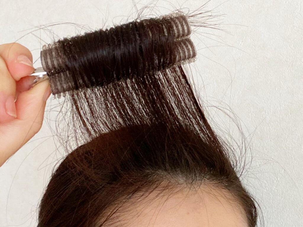 くるんっと前髪カーラー フルリフアリ Flulifuari くちこみ レビュー ブログ