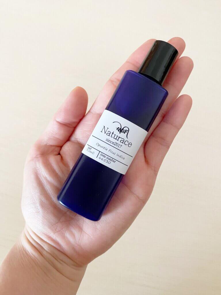 ウチワサボテンオイル 楽天 Naturace  リノール酸 ビタミンE 美容オイル ブログ くちこみ レビュー 評価