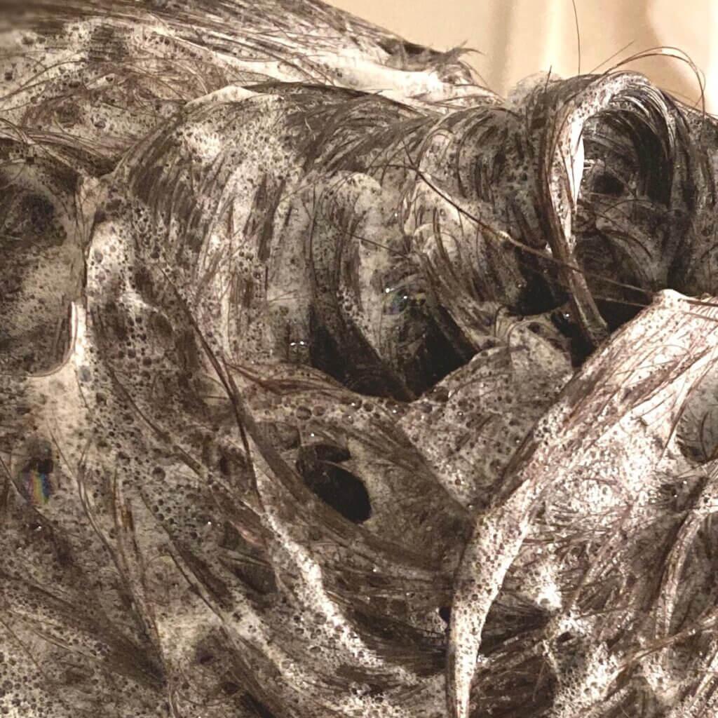 ミルボン プラーミア クリアスパフォーム 炭酸泡 ブログ クチコミ レポ レビュー